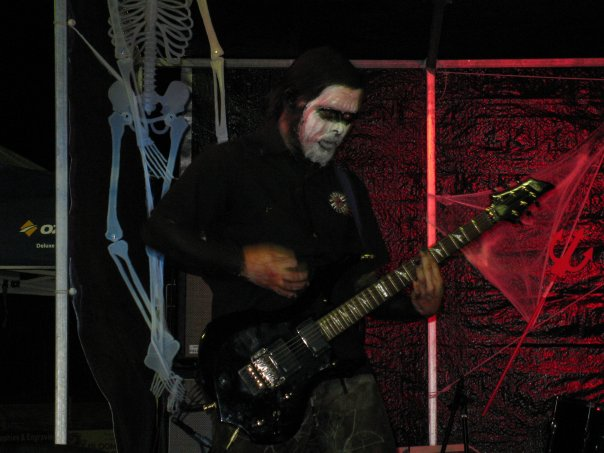 Chris(Freddo)Guitars-Halloween