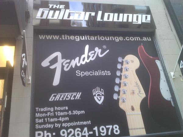 The Guitar Lounge image