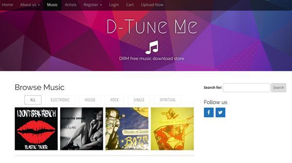 D-Tune Me image